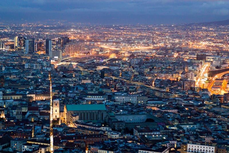 Neapolu włochy zdjęcie royalty free