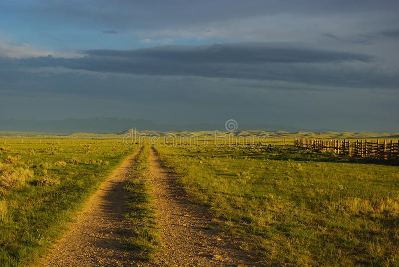 Download Near Dillon, Montana stock photo. Image of dillon, montana - 28632672