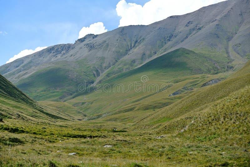Near the Elbrus stock photography