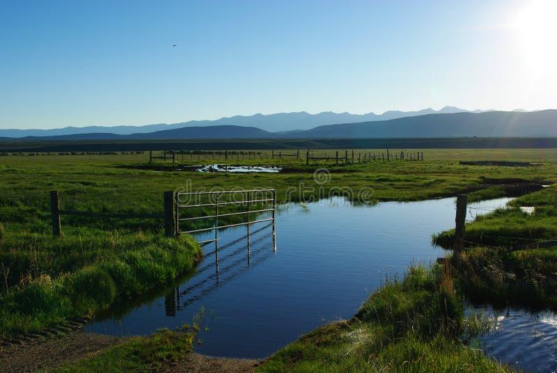 Near Rand, Colorado. High planes near Rand in Colorado stock images