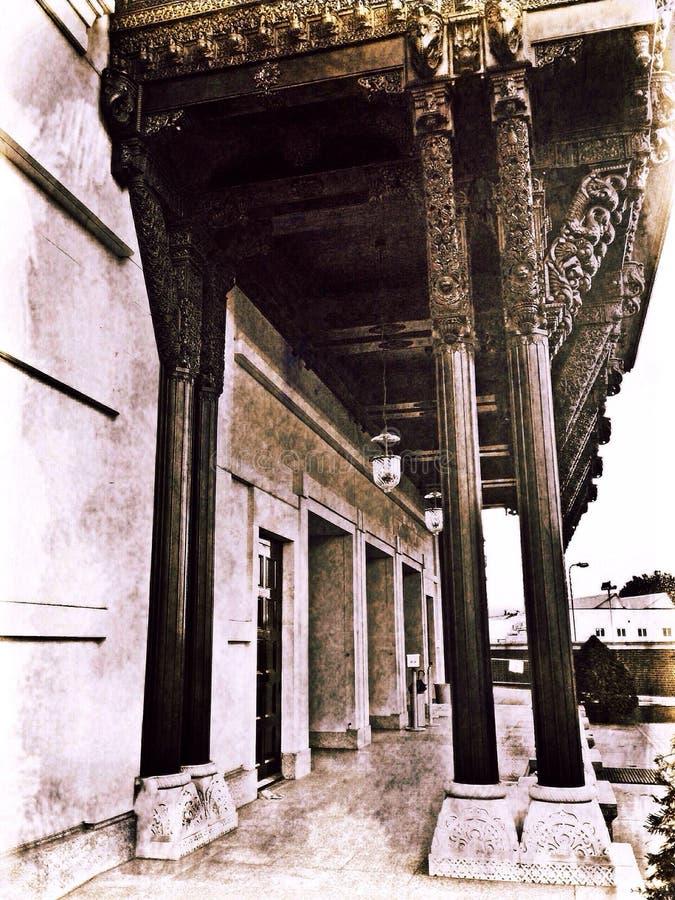 Neasden-Tempel lizenzfreie stockfotos