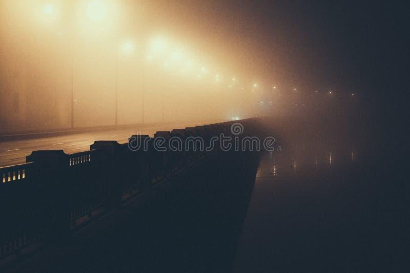 nebbia fotografie stock libere da diritti