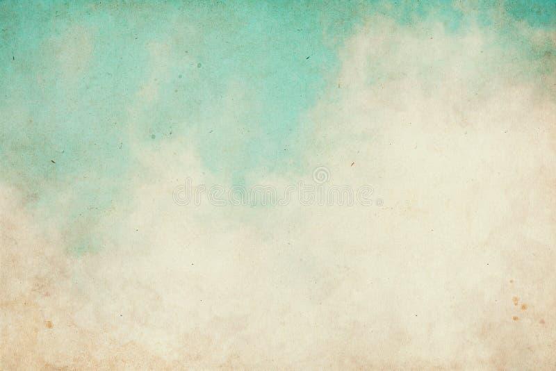 Nebbia di Grunge dell'annata fotografie stock libere da diritti