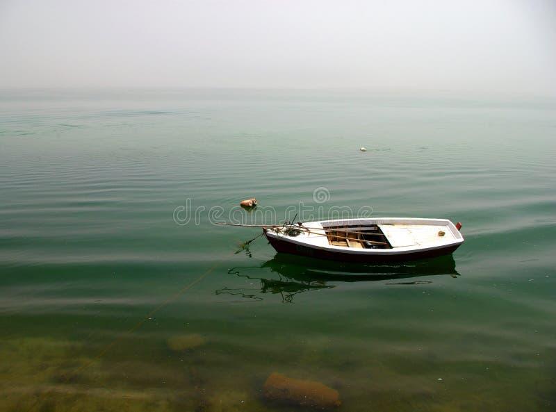 Download Nebelhafter Morgen stockfoto. Bild von ozean, oberfläche - 9087364