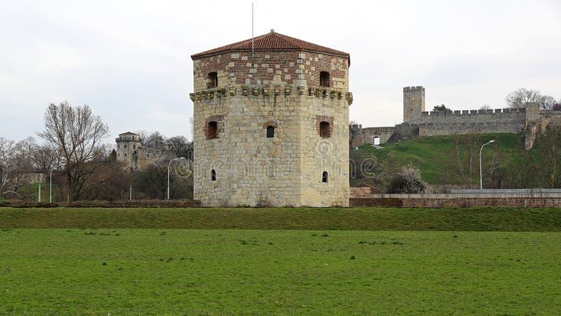 Nebojsa Tower royalty free stock image