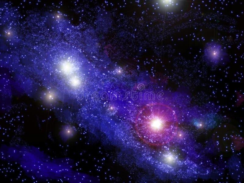 Nebula 01 royalty free stock images