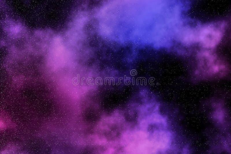 Nebula 1 stock illustration