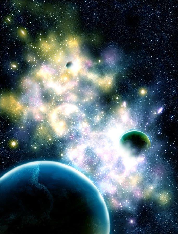 Nebulosa imagenes de archivo