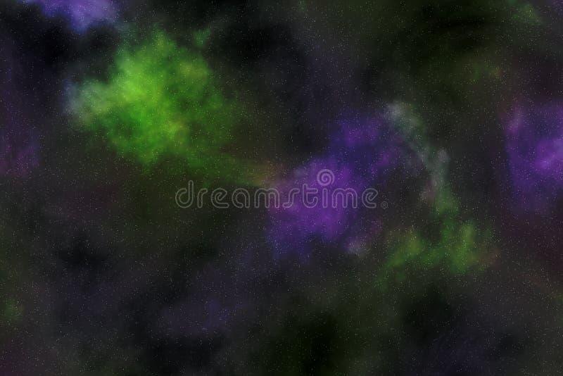 Nebulosa 2 ilustración del vector