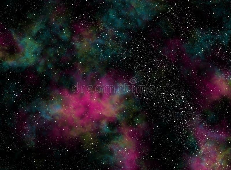 Nebulosa foto de archivo libre de regalías