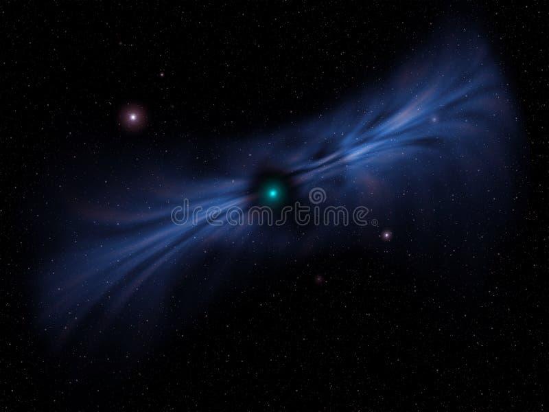 Nebulosa imagens de stock royalty free