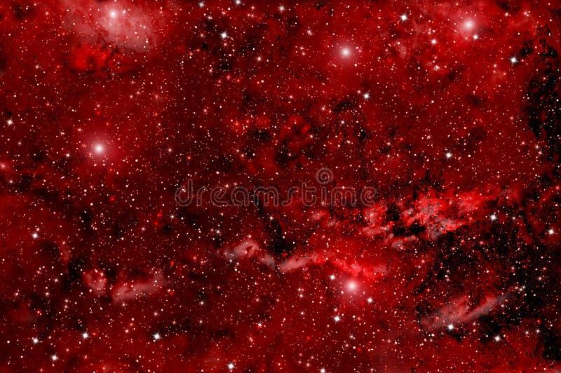 Nebulosa della stella dello spazio profondo dell'universo fotografia stock libera da diritti
