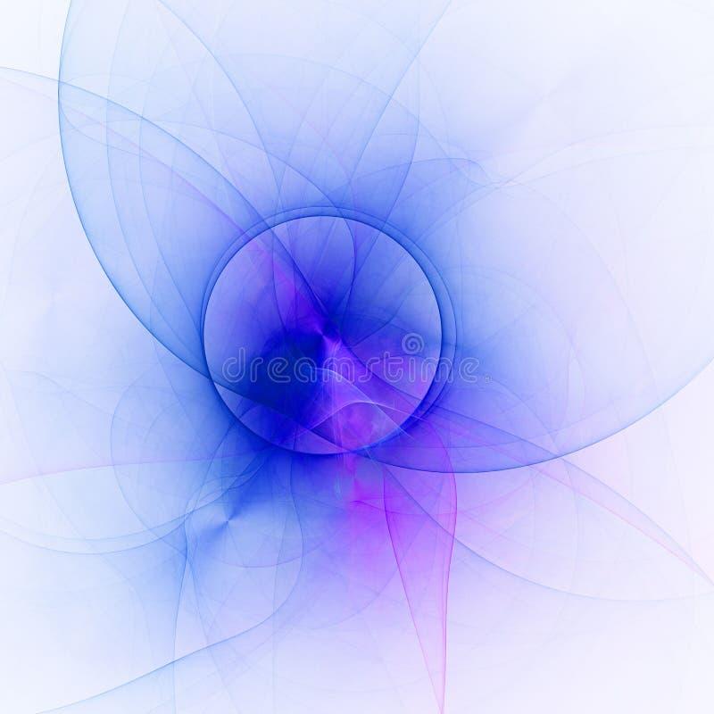 Nebulosa do ` s do Andromeda Poeira de estrela ilustração stock