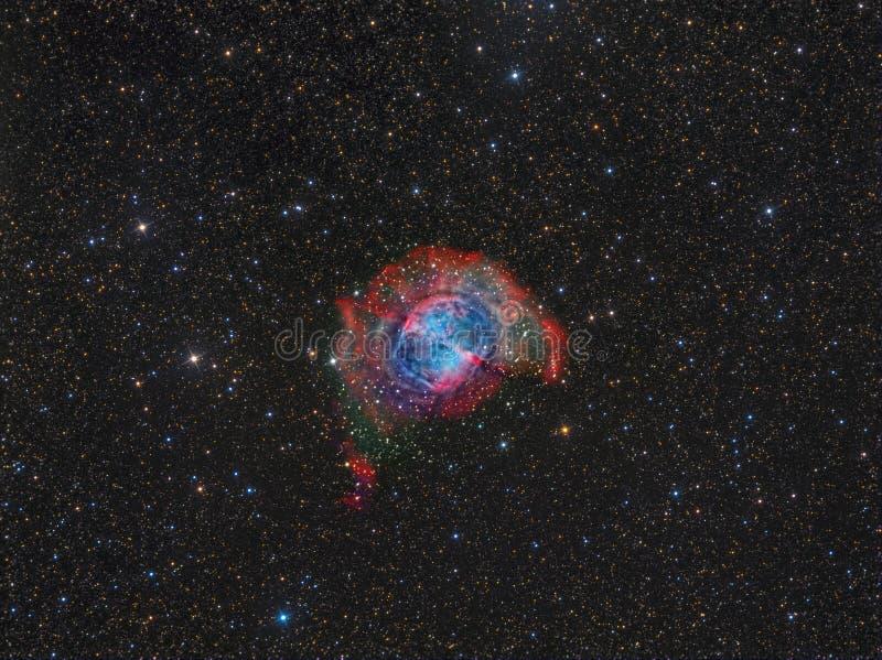 Nebulosa för hantel M27 royaltyfri foto