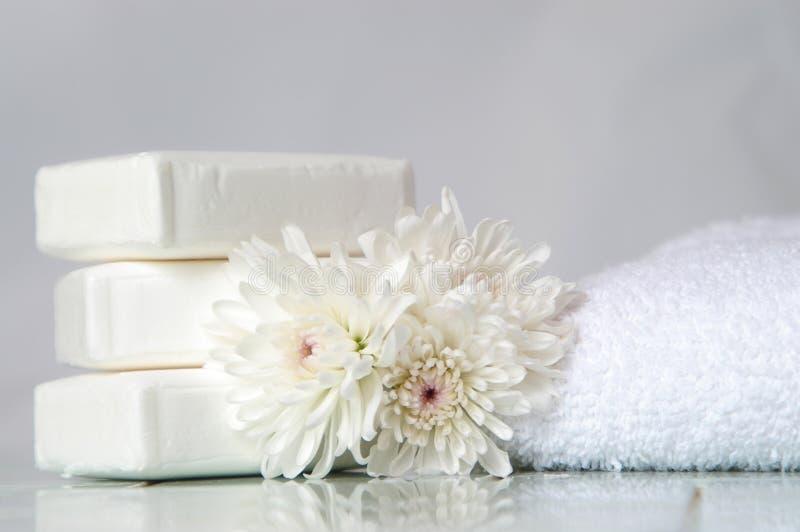 Necesidades del baño foto de archivo libre de regalías