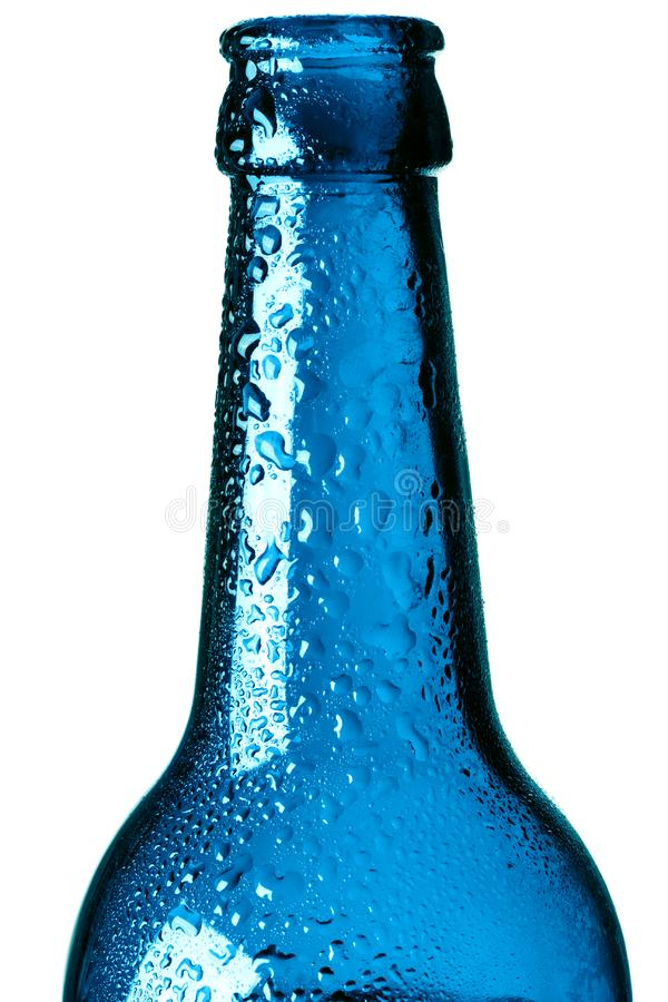 Download Neck of a bottle stock image. Image of closeup, dish, bottle - 7772383
