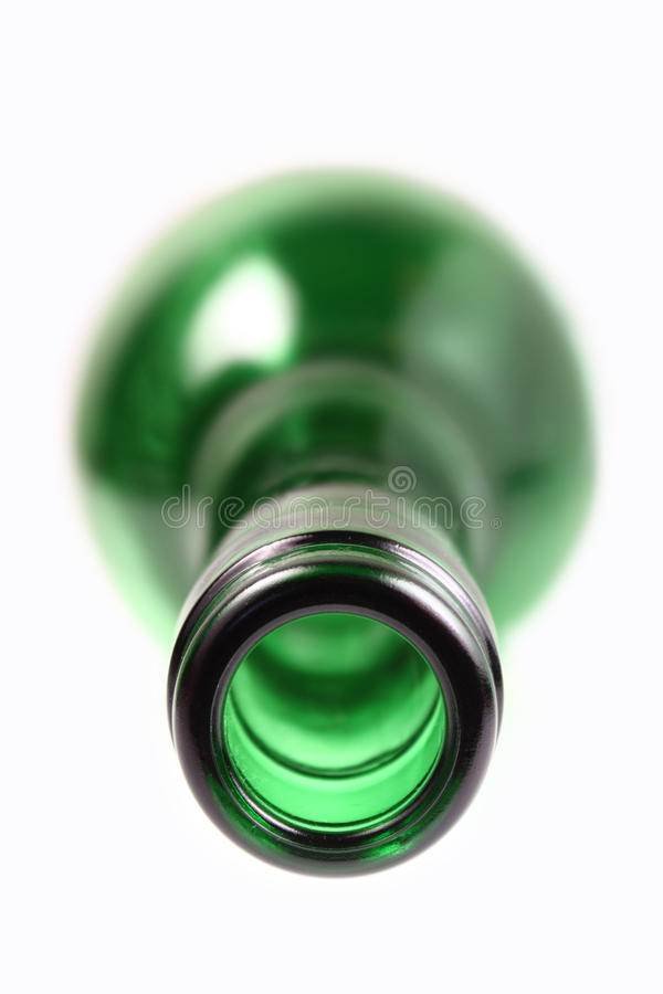 Free Neck Of A Wine Bottle Royalty Free Stock Photography - 15866787