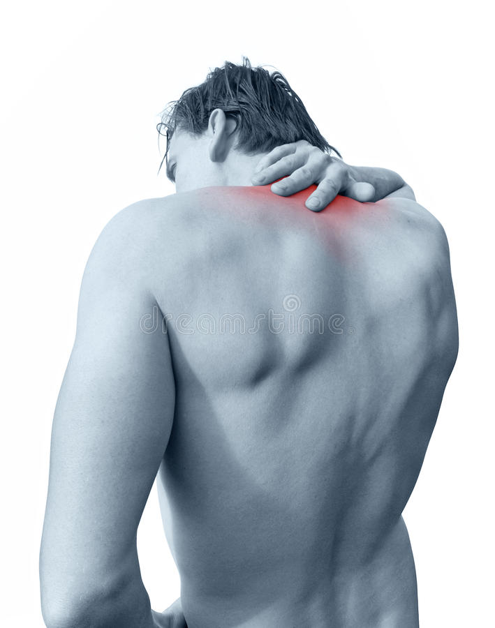 Download Neck Pain Stock Images - Image: 23917664