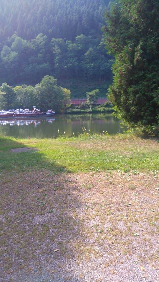 Neckar zdjęcie stock