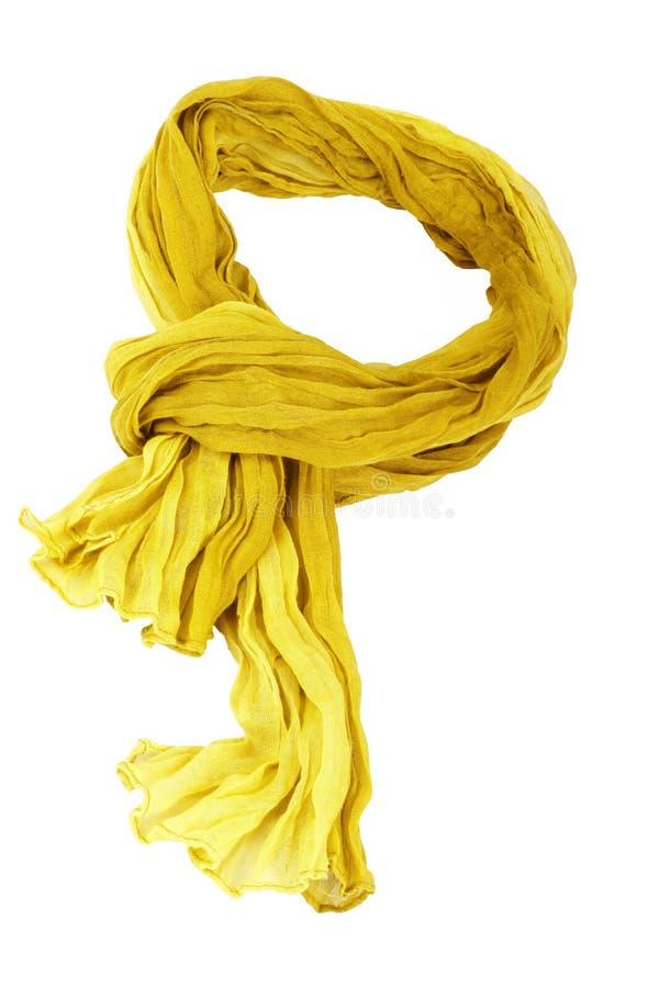 Neckcloth del cotone fotografia stock libera da diritti