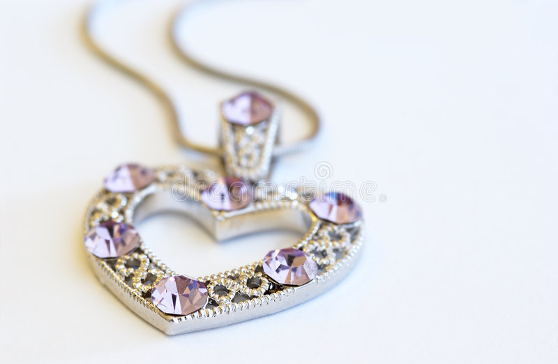 Necklace royalty free stock image