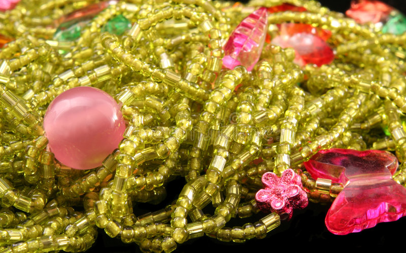 Download Necklace Stock Image - Image: 1404021