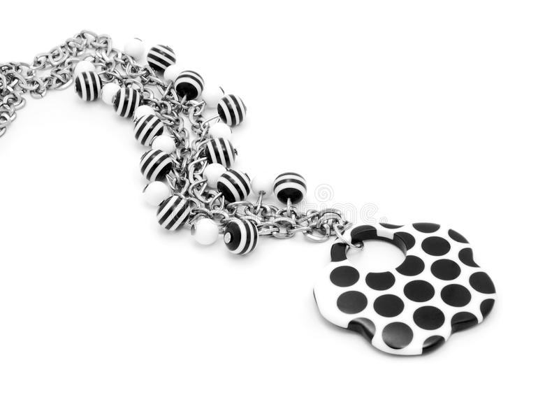 Download Necklace stock image. Image of fancy, necklace, isolated - 14041043