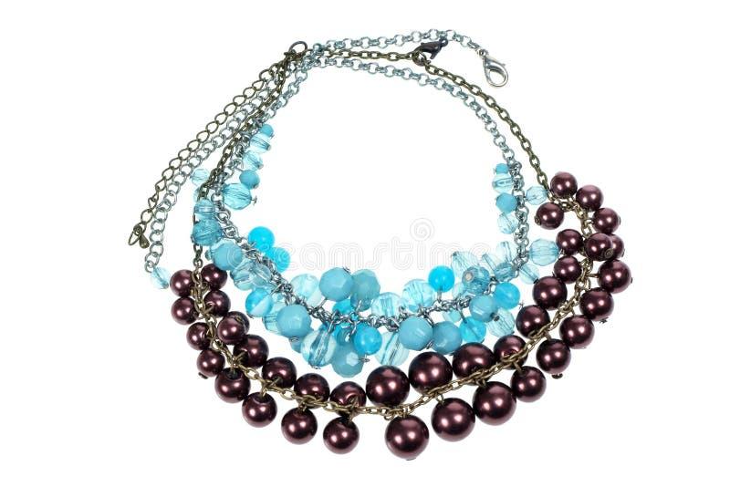 Download Necklaces stock image. Image of valentine, elegant, elegance - 19521691