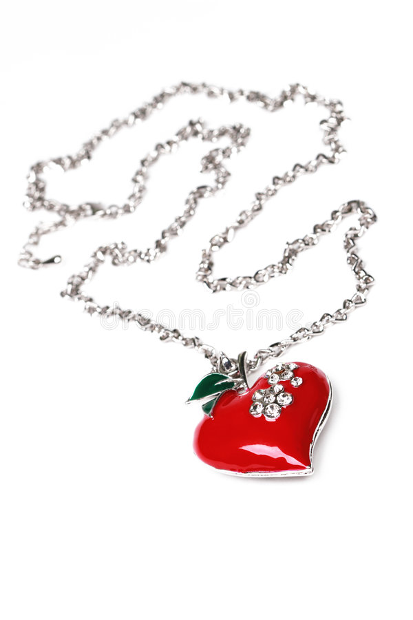 Download Neckless stock image. Image of gift, stones, decoration - 2199043