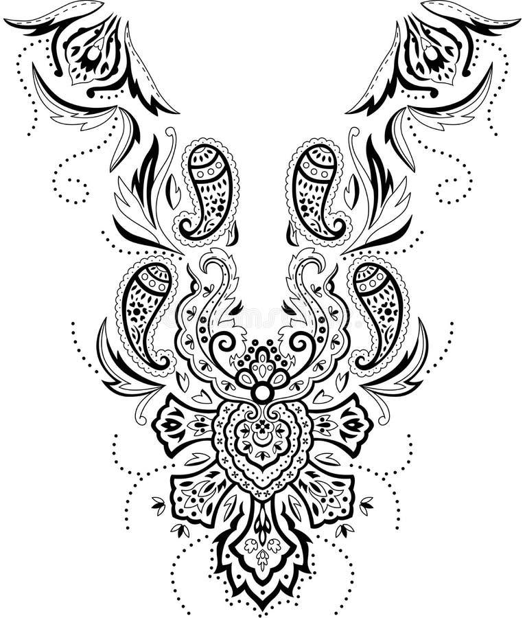 Free Neckline Illustration Design Fashion Stock Photo - 65520480