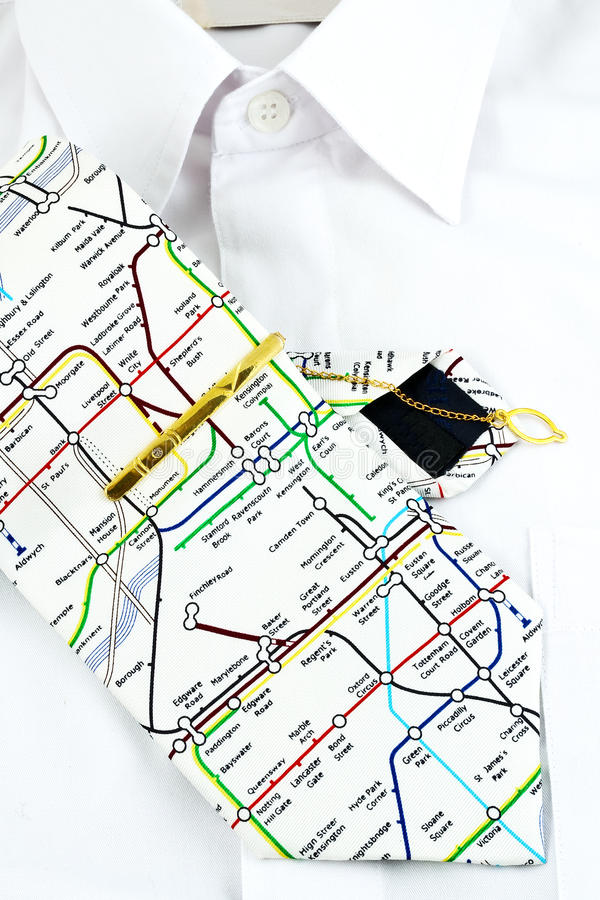 Download Necktie and white shirt stock image. Image of shirt, necktie - 20134943