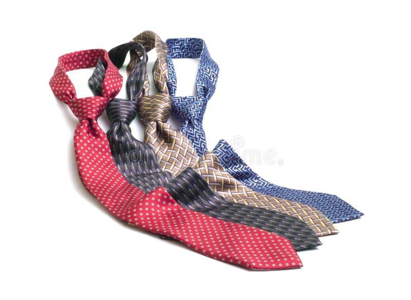 Neckties 1 royalty free stock photos