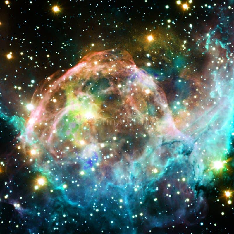 necropolis Elementi di questa immagine ammobiliati dalla NASA royalty illustrazione gratis
