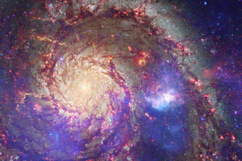 necropolis Immagine dello spazio cosmico che è adatta a carta da parati royalty illustrazione gratis