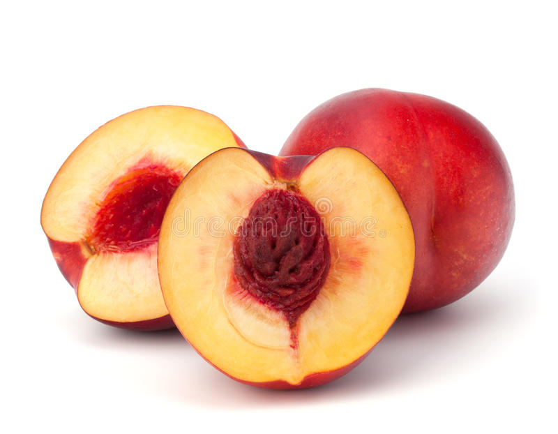 Download Nectarine fruit stock photo. Image of glossy, pink, perfect - 25098186