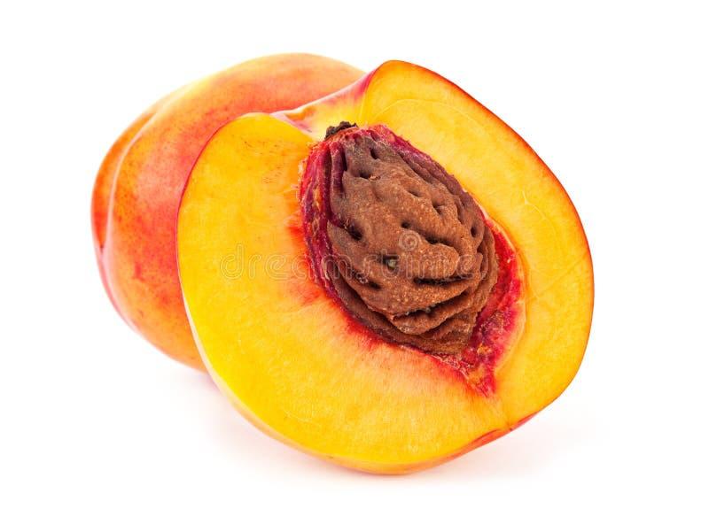 Download Nectarine fruit stock image. Image of white, open, nectarine - 26936991