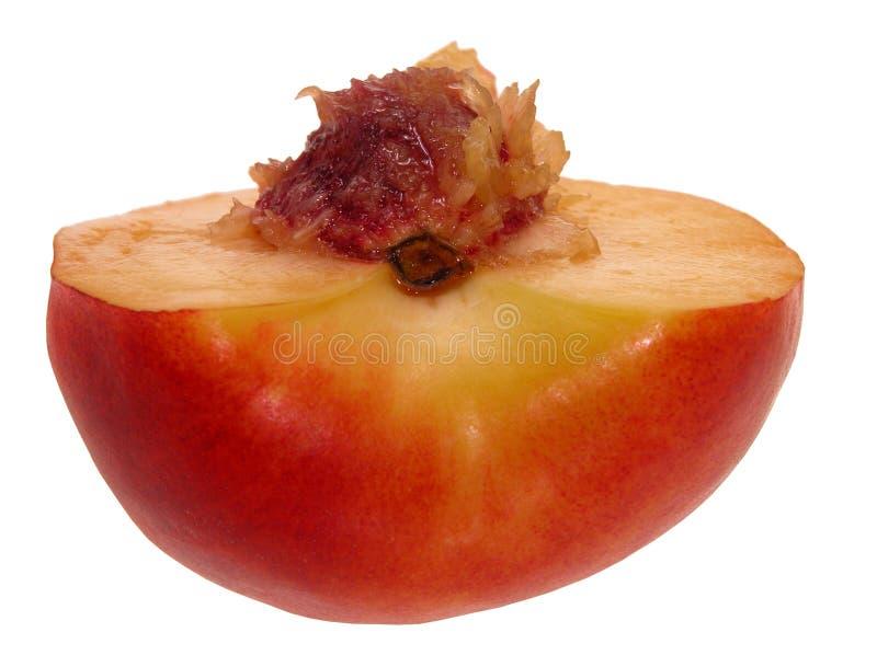 Download Nectarine Half stock image. Image of food, fruit, healthy - 20503