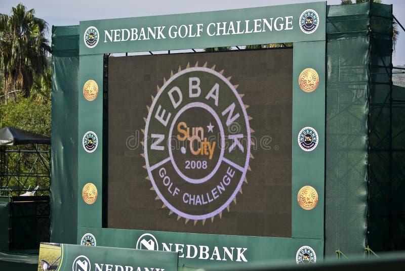 Nedbank million de tournoi 2008 du dollar photographie stock
