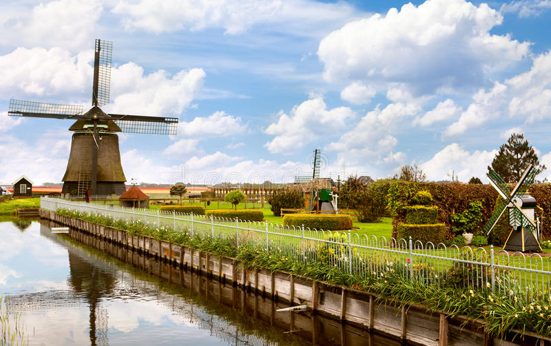 Nederländerna royaltyfri bild