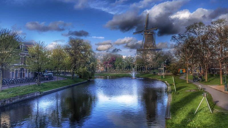 Nederländerna royaltyfri fotografi