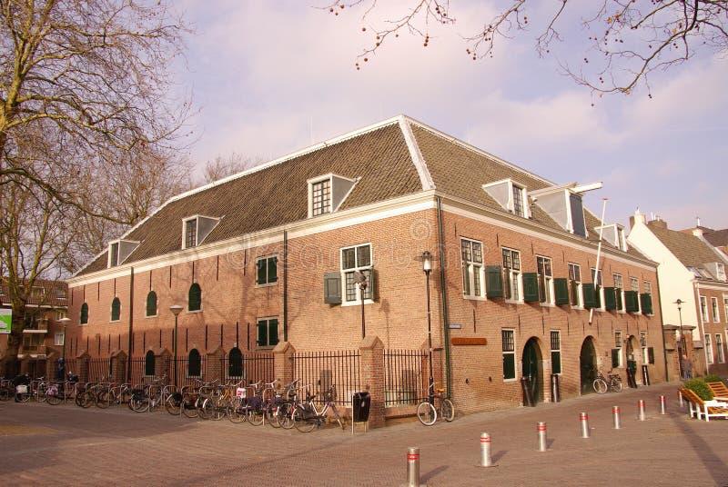 Nederländernan woerden royaltyfri bild