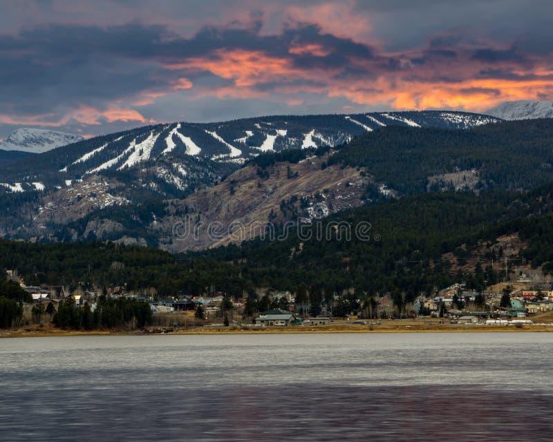Nederland, Colorado royalty-vrije stock foto