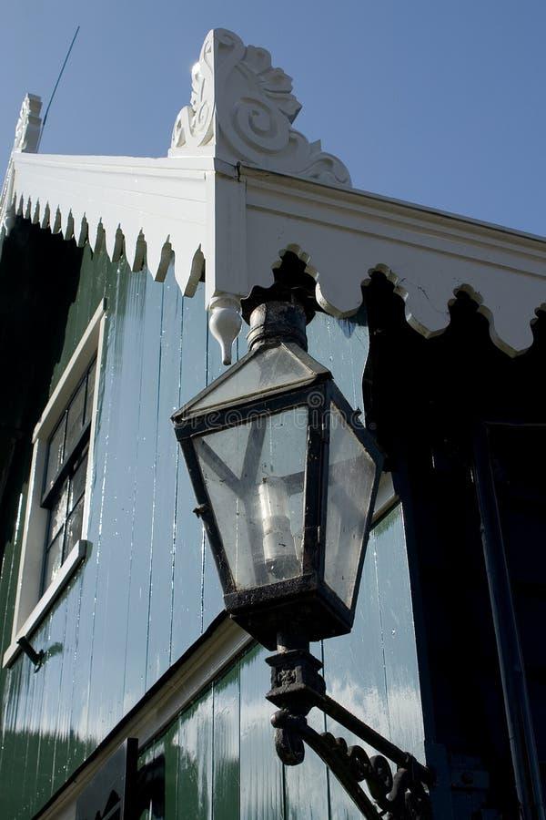 Nederlands huis stock afbeelding