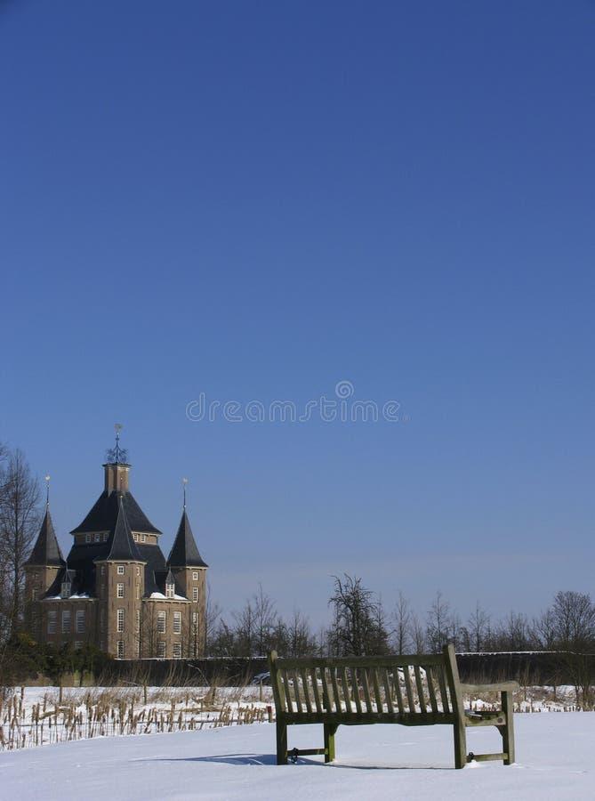 Nederlands kasteel 3 stock afbeeldingen