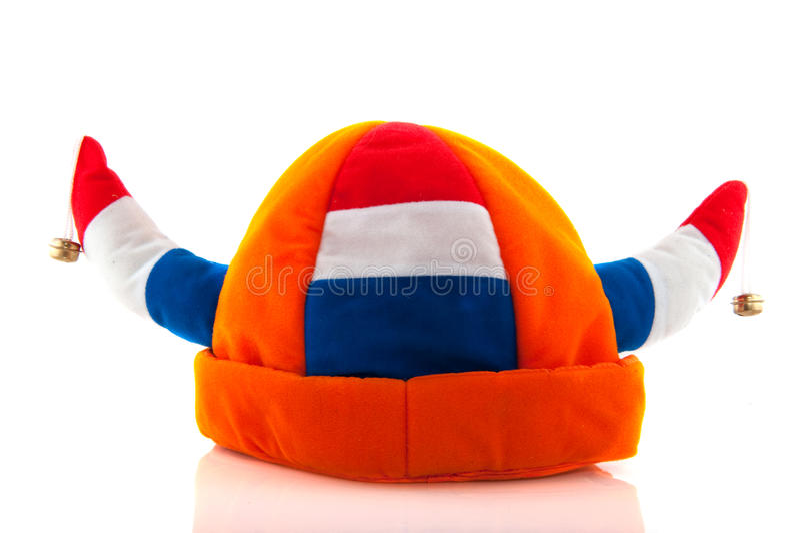 Nederlands winnend team stock fotografie