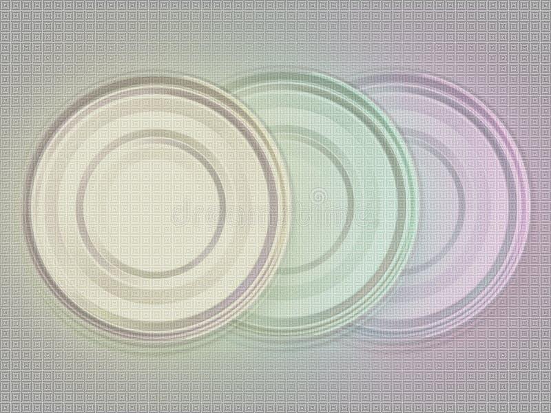 Nedersta tonfisk kan färgrik textur royaltyfri fotografi