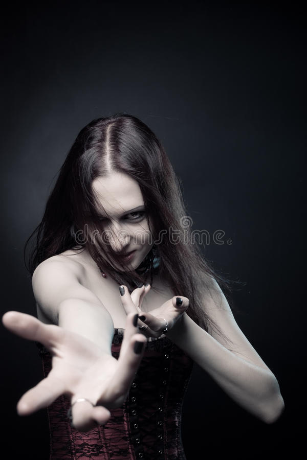 Download Need for blood stock image. Image of fear, goth, halloween - 27595795