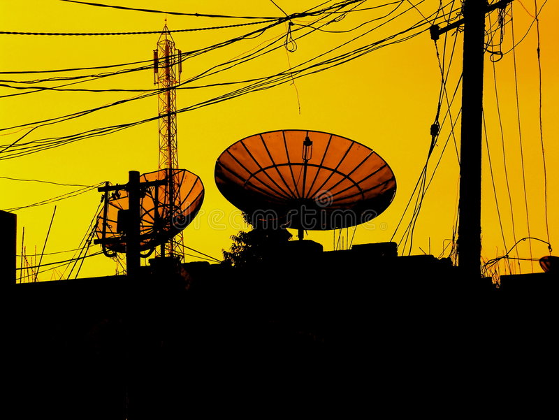 Download A need to Communicate stock photo. Image of satellite, television - 121314