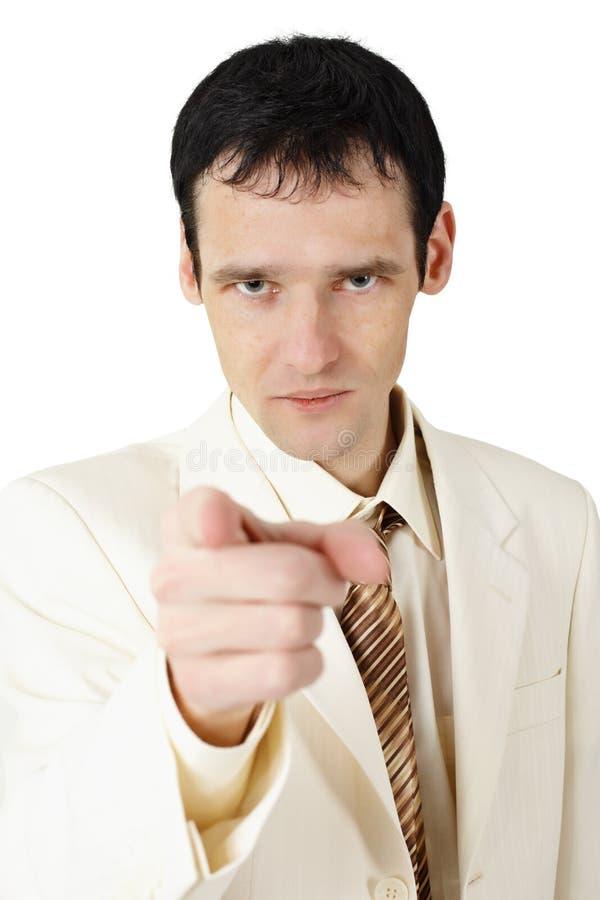 Download We need you stock image. Image of male, studio, jacket - 17475283