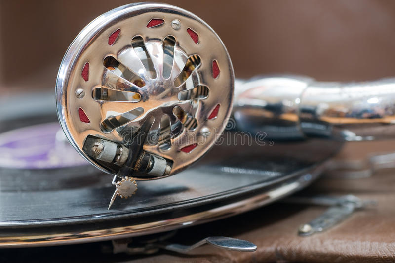 Download Needle of gramophone stock image. Image of musician, imagery - 25897017